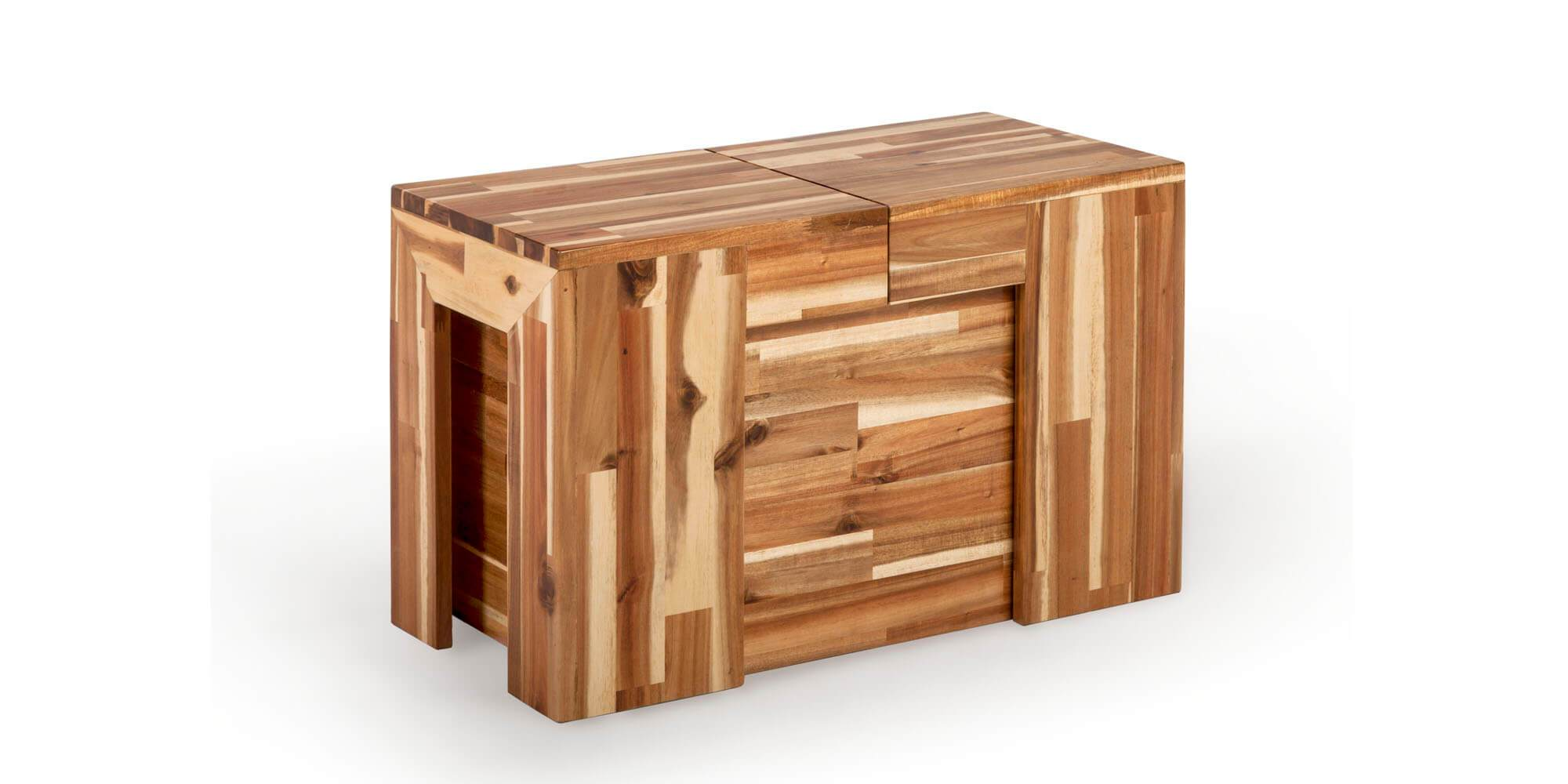 Le Transformer Bench 2.0 + Acacia naturel