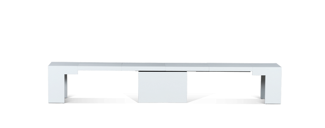 Le Transformer Bench 3.0 + Blanc arctique