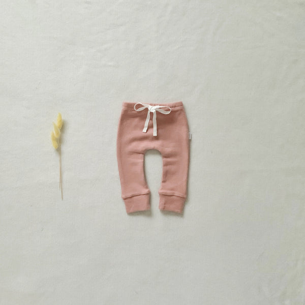 Comfy Pants - Dusty Pink