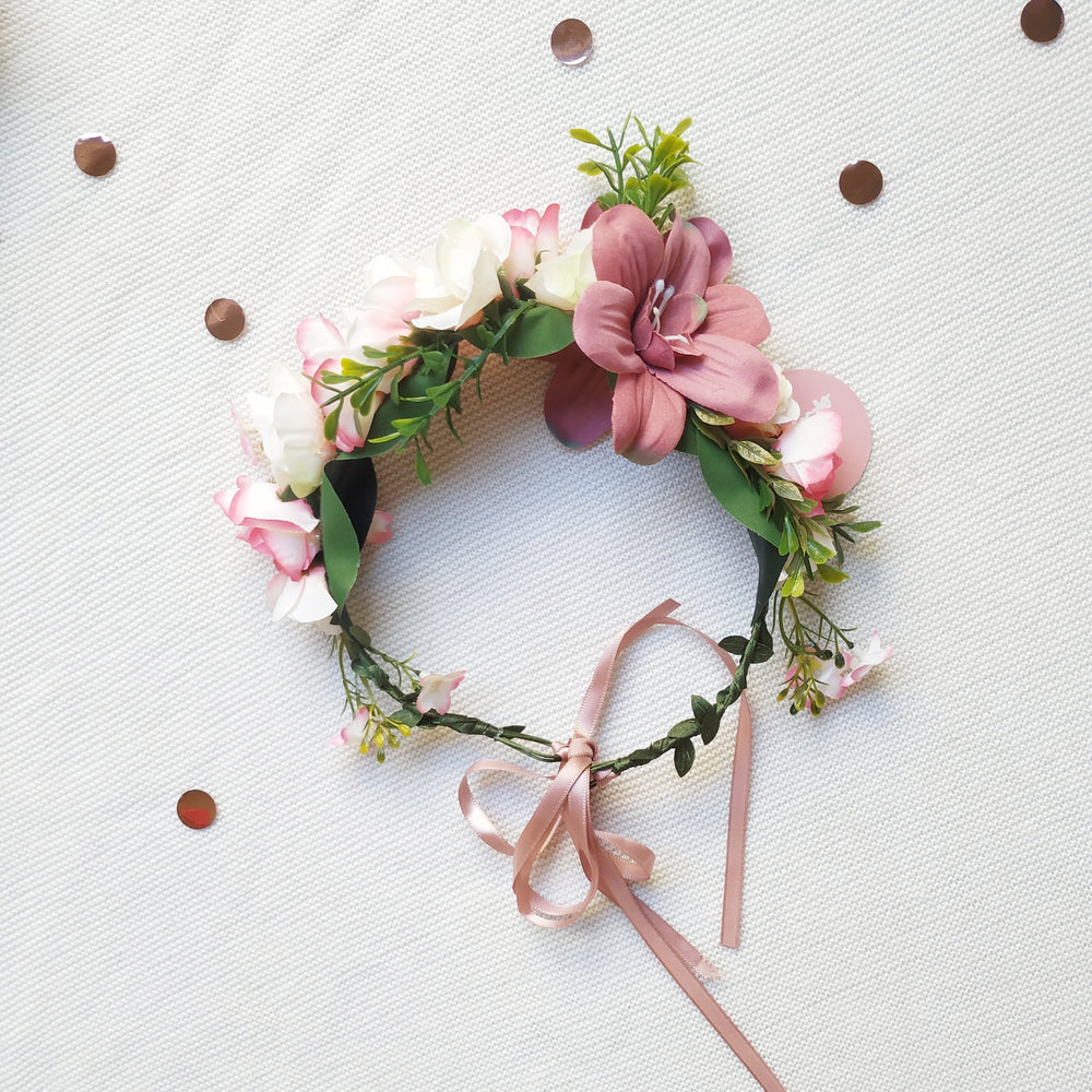 Flower Crown - Kaia