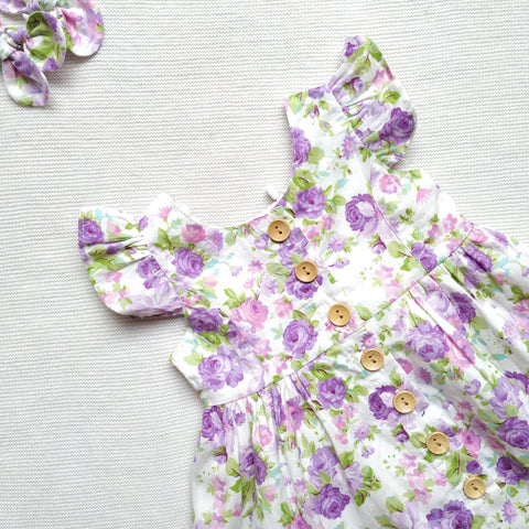 Flutter Dress - Evelyn,  - LollipopHouse