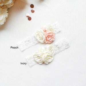 Flower Lace Head-wrap,  - LollipopHouse