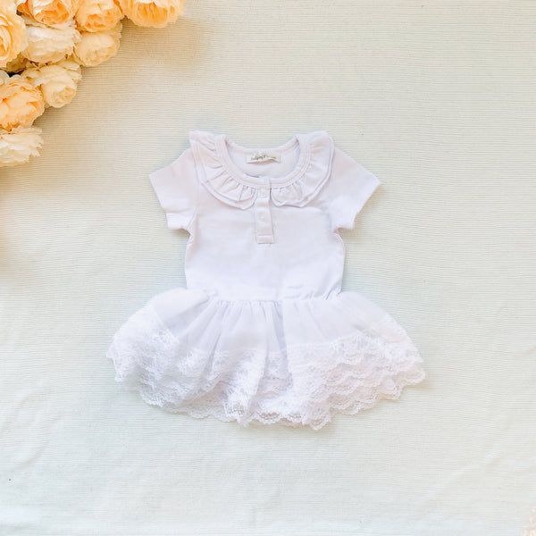 Tea Party Tutu Bodysuit,  - LollipopHouse