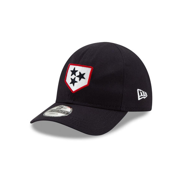 Nashville Sounds New Era Infant  Navy 920 Plate Logo Hat