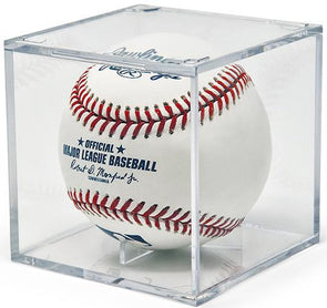 Nashville Sounds Grandstand Baseball Display Case