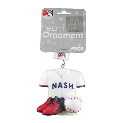 Nashville Sounds Equipment Ornament