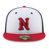 Nashville Sounds New Era On Field Alt 2 N Logo Hat