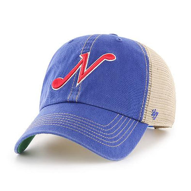 Nashville Sounds '47 Brand Royal Trawler Hat