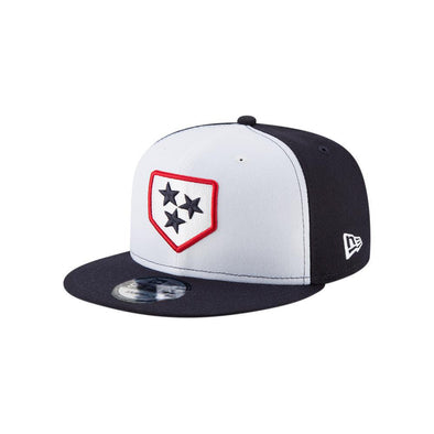 Nashville Sounds New Era Youth Replica Alt 1 950 Hat