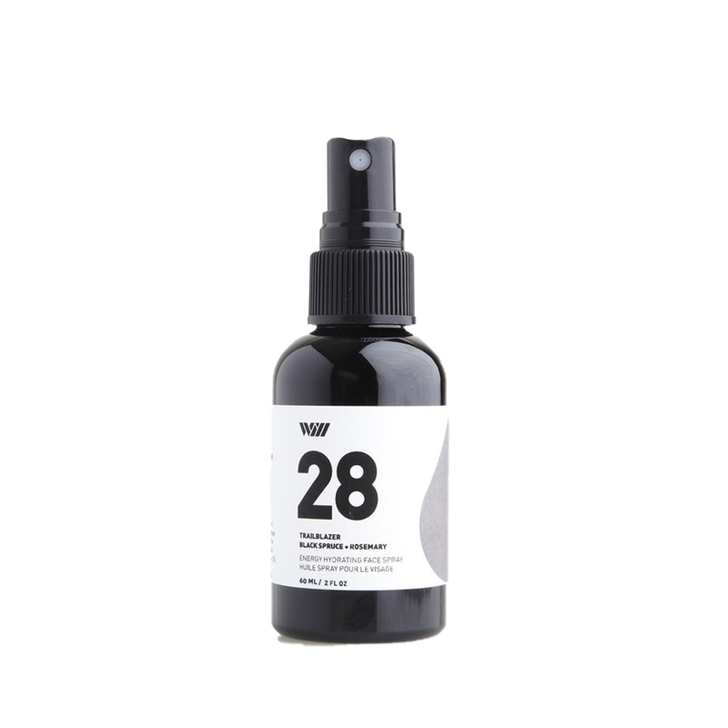 ENERGIZING FACIAL SPRAY- Mind Focus: TRAILBLAZER