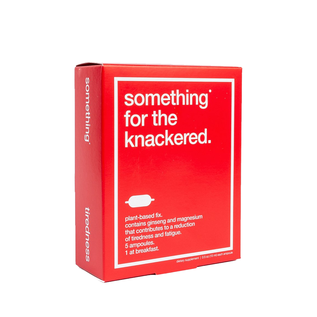 Something® for the Knackered