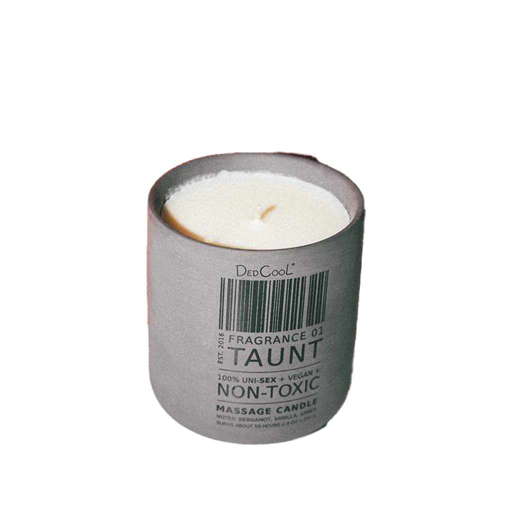 "Massage Candle ""Taunt"""
