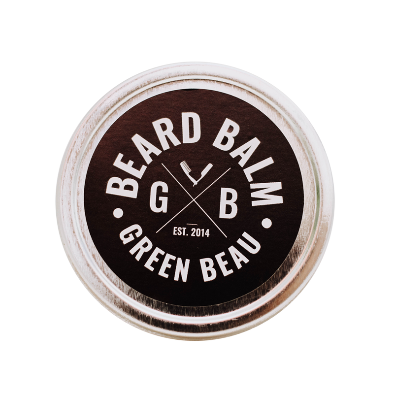 Green Beau Beard Oil
