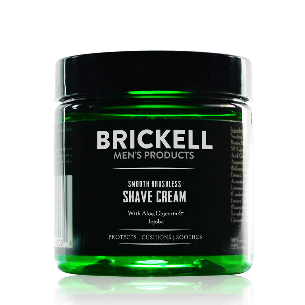 Smooth Brushless Shave Cream