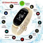 Sport S3 Smart Watch - Bluetooth - Monitor de Frequência Cardíaca