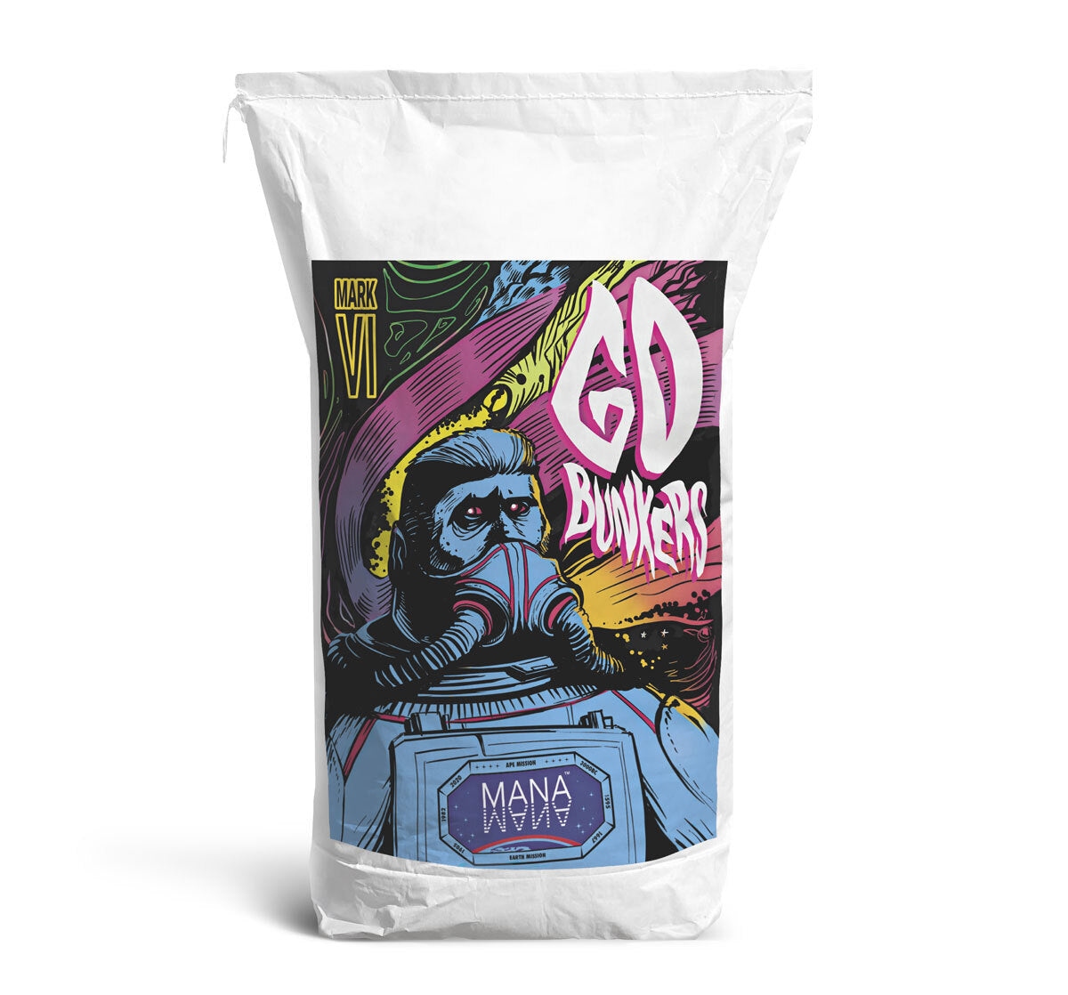 ManaPowder™ | Go Bunkers