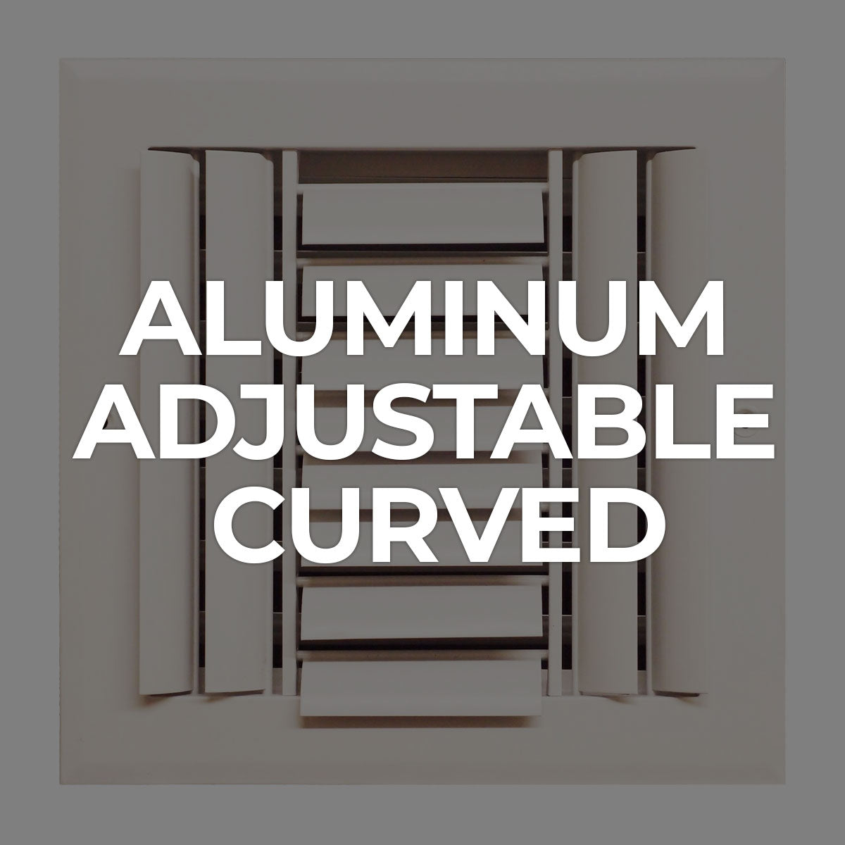 Supply / Aluminum Adjustable Curved