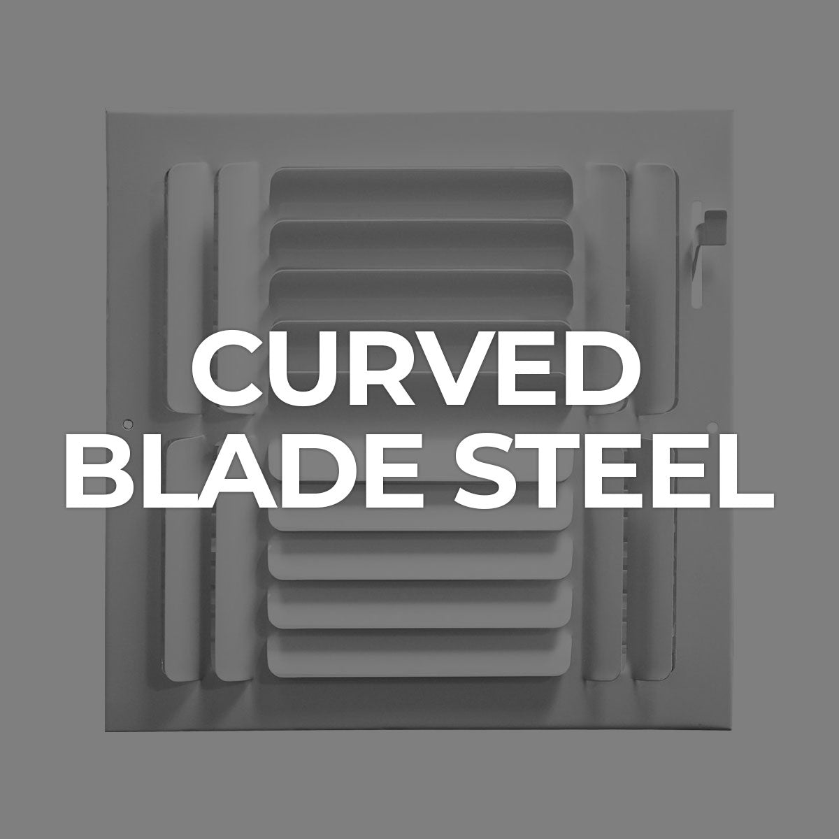 Supply / Curved Blade Steel