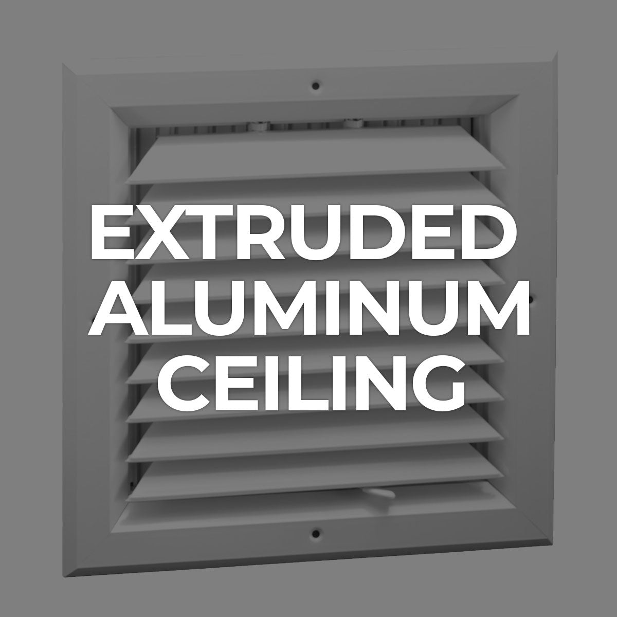 Supply / Extruded Aluminum Ceiling