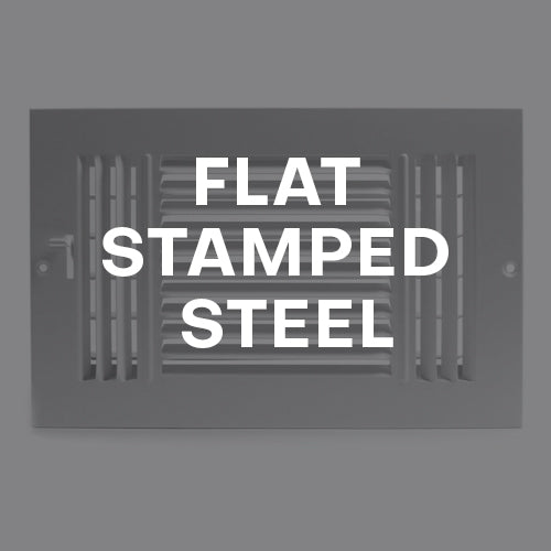 Supply / Flat Stamped Steel