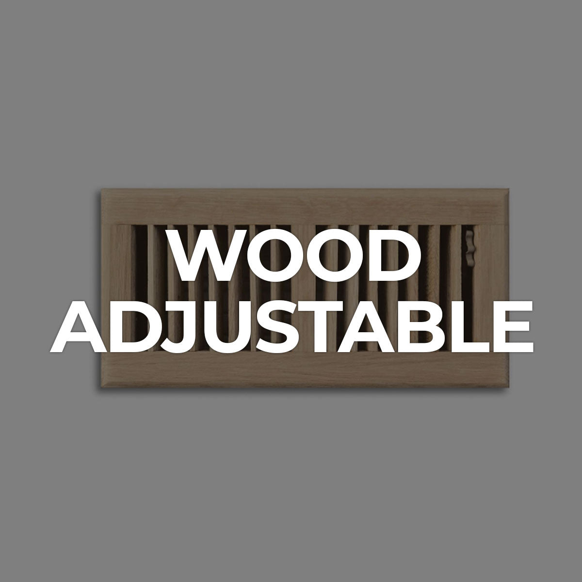 Supply / Wood Adjustable