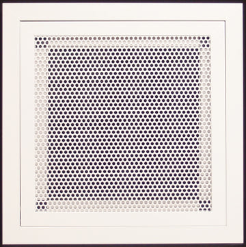 "12""w X 12""h Aluminum Return Filter Grille with Easy Push Self Lock & reusable Mesh Filter - Return Air HVAC Vent Duct [Outer Dimensions: 13.2""w X 13.2""h]"