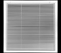 "20"" x 20"" Aluminum Return Filter Grille - Easy Air FLow - Linear Bar Grilles [Outer Dimensions: 22.5""w X 22.5""h]"