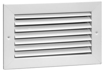 "20"" x 12"" Fixed Bar Return Grille - All Steel Structure - Elegant Look & Sturdy Finish [Outer Dimensions: 21.75""w X 13.75""h]"