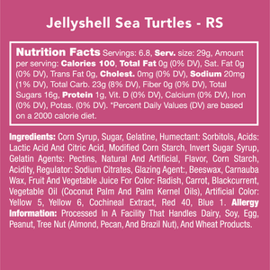 Jellyshell Sea Turtles