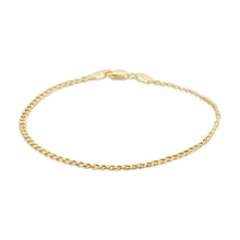 Load image into Gallery viewer, Gold Chain Bracelet - Alexa Rose Jewelry