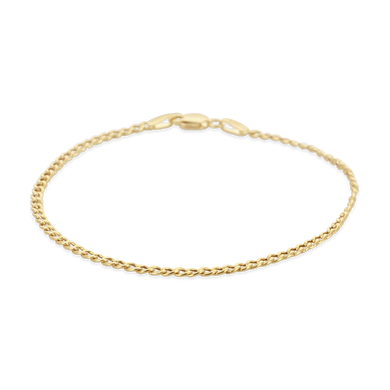 Gold Chain Bracelet - Alexa Rose Jewelry
