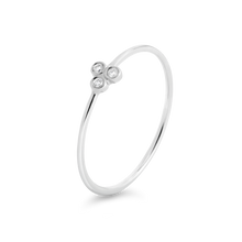 Load image into Gallery viewer, 3 Stone Ring - ALEXA ROSE