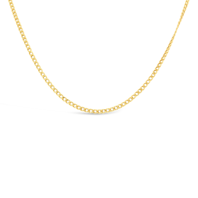 Gold Chain Necklace - Alexa Rose Jewelry
