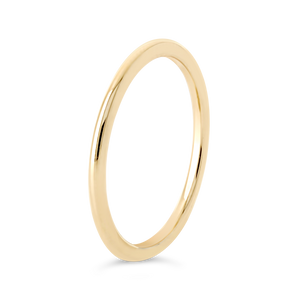 1.2 mm Thin Stacking Ring - ALEXA ROSE