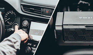 POIEMA P100|Clean Air System In Your Car - Searching C Malaysia