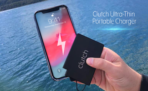 Clutch - World's Thinnest Charger (Pre-order)