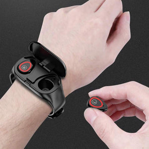 LEMFO M1 - Smart Watch With Earphone (Pre-order) - Searching C Malaysia