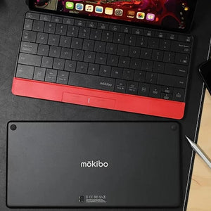 Mokibo - 2-in-1 Touchpad Fusion Keyboard (Pre-order)