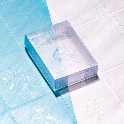 Aqua Deck - The Invisible Playing Cards (Delivery Date: 3 June)