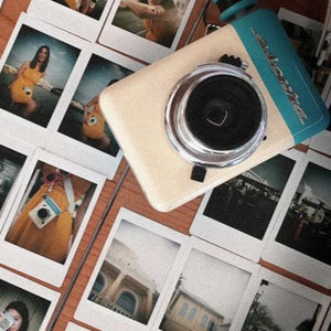 Escura Instant 60s - Hand-powered Instant Camera (Pre-order) - Searching C Malaysia