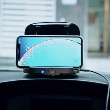 Reteck - Ergonomic Car Wireless Charger & Holder (Pre-order)