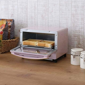 IRIS OHYAMA EOT-R1001 - Toaster Oven Fashion Ricopa (Pre-order)