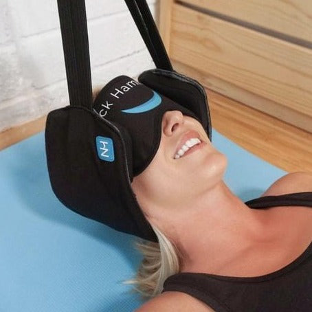 Neck Hammock - Portable Neck Traction Device (Pre-order) - Searching C Malaysia