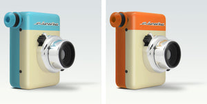 Escura Instant 60s - Hand-powered Instant Camera (Pre-order)