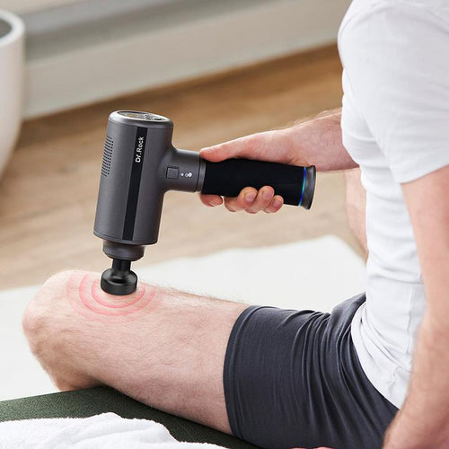 Dr.Rock - Bian Stone Infrared Massage Gun (Pre-order)