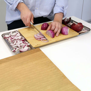 Magisso Cutting Board Collect - A Kitchen Helper With Multiple Uses (Pre-order) - Searching C Malaysia