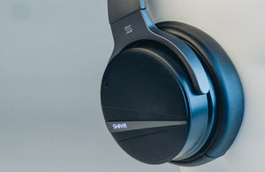 SHIVR - The Ultimate Noise Cancelling 3D Headphones