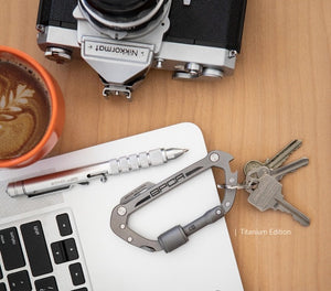GPCA - The Minimalist Utility Carabiner (Pre-order) - Searching C Malaysia