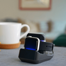 Load image into Gallery viewer, Charge-N-Clean - Apple Watch Smart Stand (Pre-order)