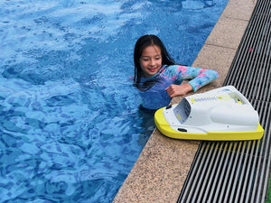 SWIMN S1 - Splash and Go Pool Scooter (Delivery Date: 10 May)
